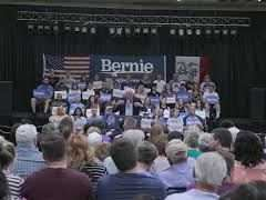 Bernie Sanders Town Hall in Waterloo, Iowa
