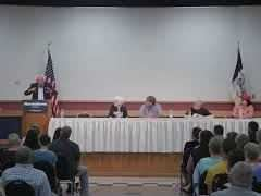 Bernie Sanders Town Hall in Marshalltown, Iowa