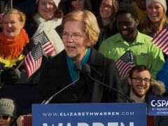 Elizabeth Warren Presidential Campaign Announcement