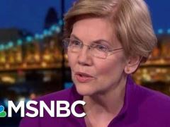 Elizabeth Warren Interview With Rachel Maddow