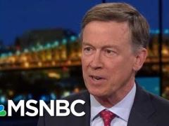 John Hickenlooper Interview With Rachel Maddow