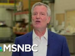Bill de Blasio Morning Joe Interview