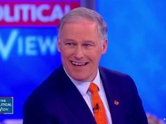 Jay Inslee The View Interview