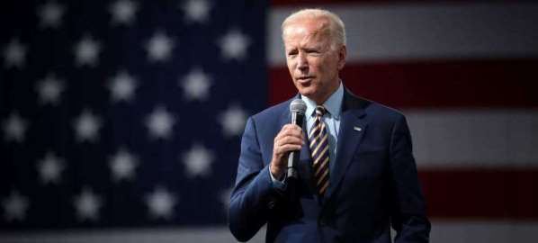 Joe Biden speaking at the 2019 Presidential Gun Sense Forum