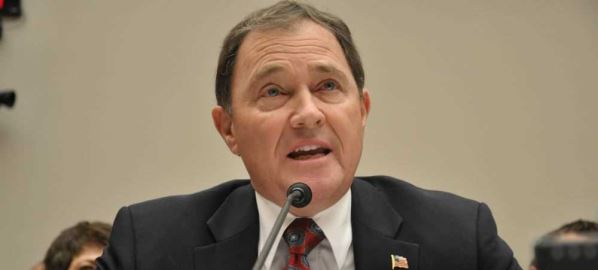 Gov. Gary R. Herbert, R-Utah, talks about his state's struggles with the Medicaid program.