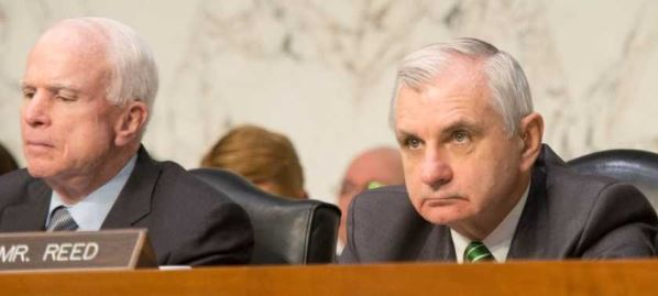 Senator Jack Reed Armed Services Hearing, 12/06/16.