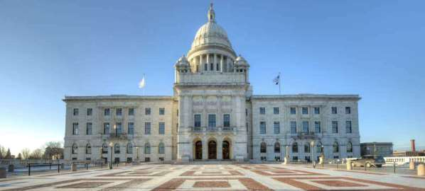Rhode Island State Capitol.