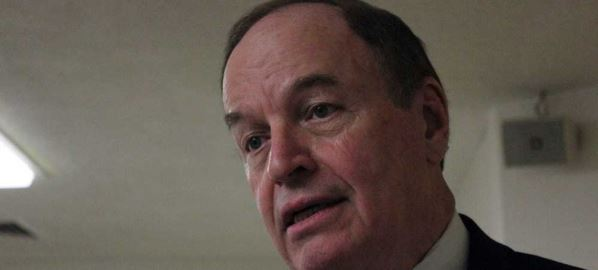 Alabama Republican Senator. Richard Shelby.